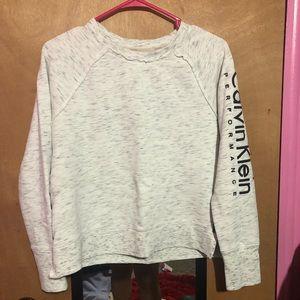 Calvin Klein Women's sweater/crewneck